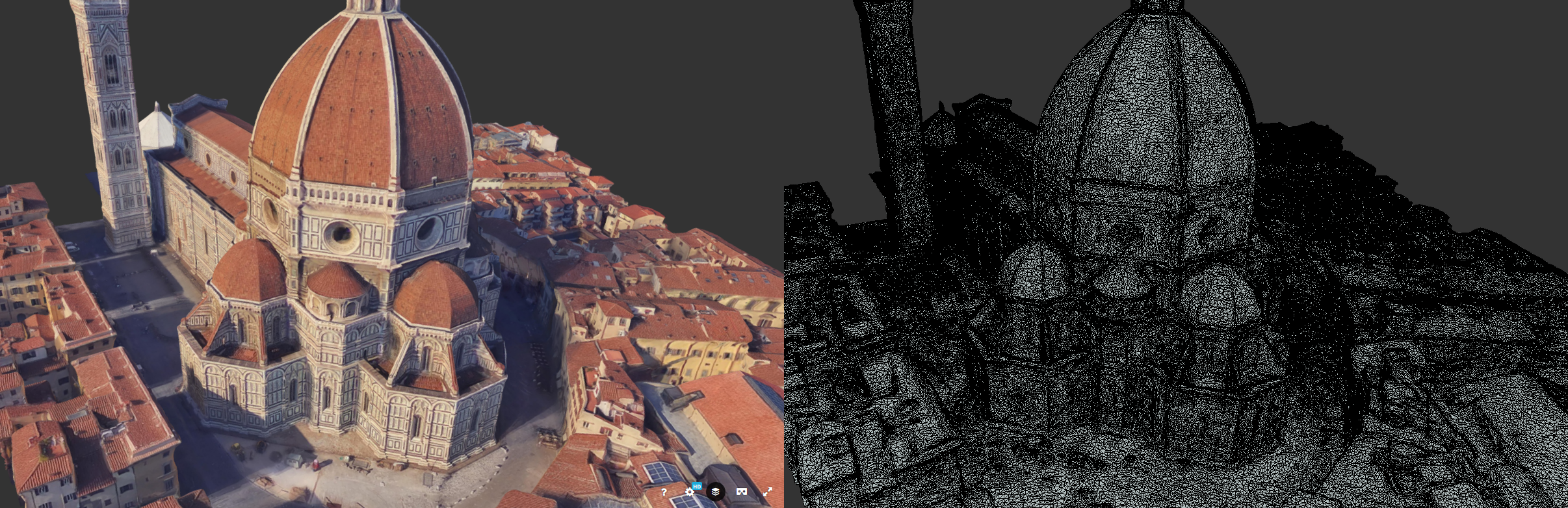San Maria del Fiore found on Sketchfab